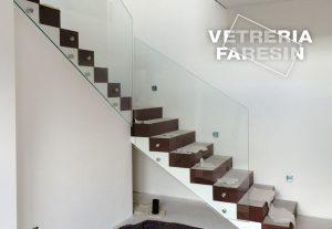Vetreria Faresin Lavorazione vetro per Arredamento Fara vicentino Vicenza